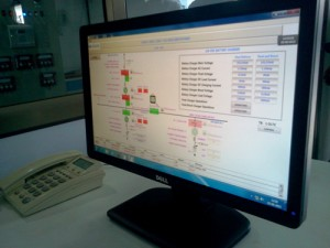 SCADA Monitoring and Control